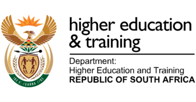 Department of Higher Education and Training Vacancies
